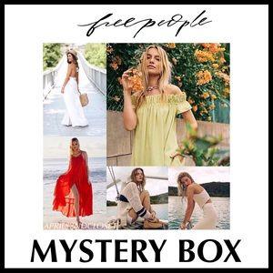 MYSTERY BOX FREE PEOPLE BOHO STYLE A3C